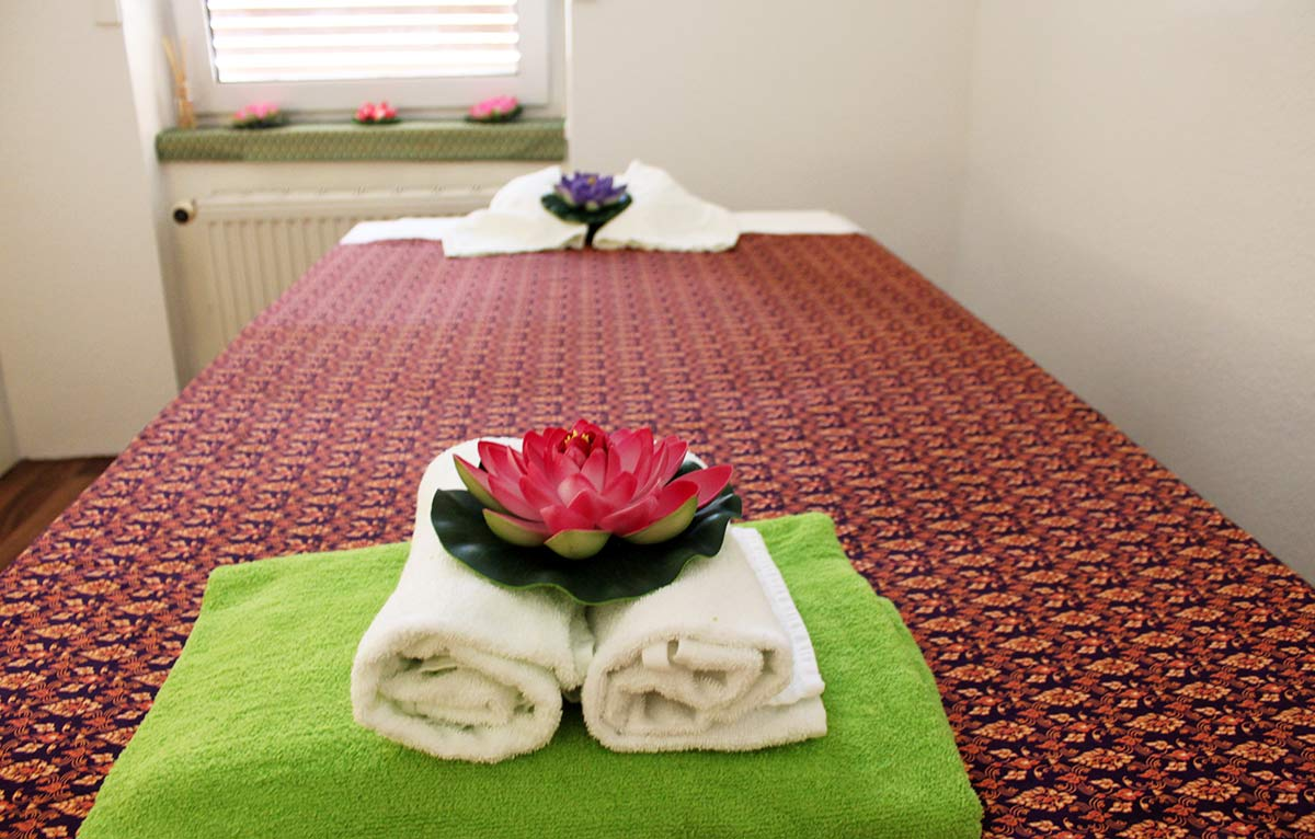 Thai massage in wiesbaden